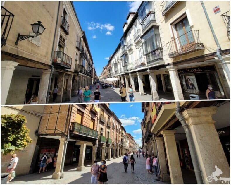 Calle Mayor que ver en Alcalá de Henares