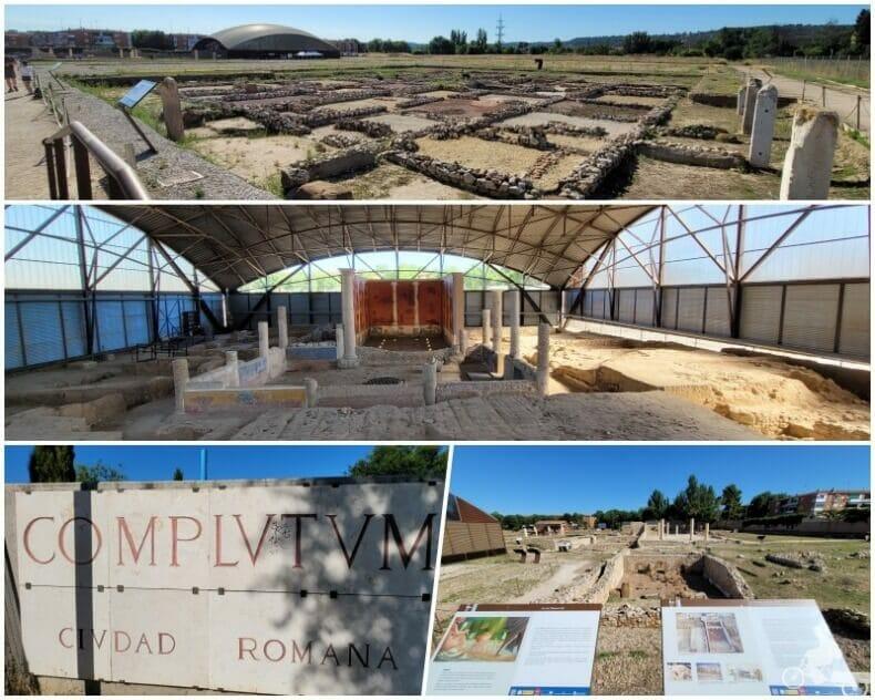 complutum ciudad romana