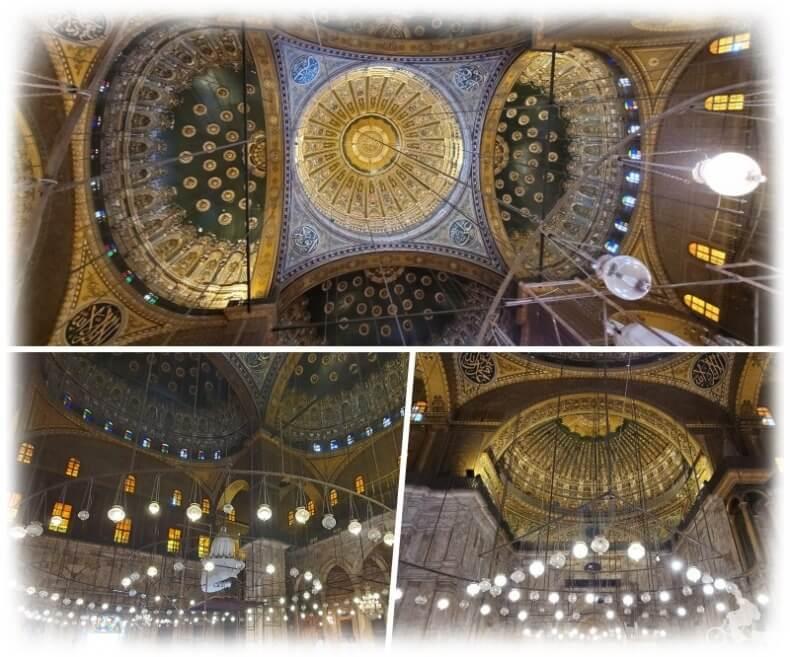mezquita alabastro cupula