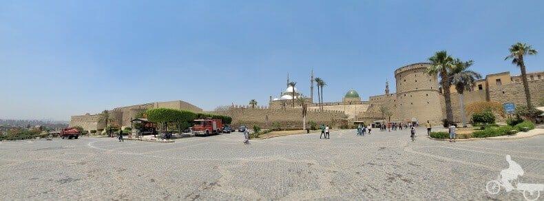 entrada ciudadela del Cairo