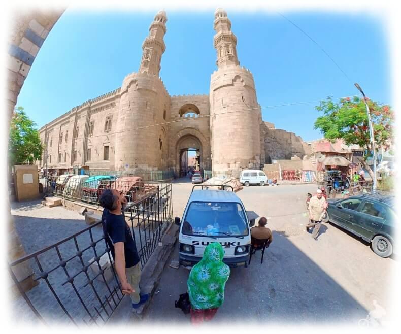 fachada Bab Zuwayla