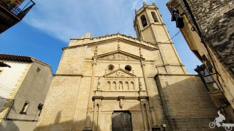 iglesia de la Asunción de Cretas