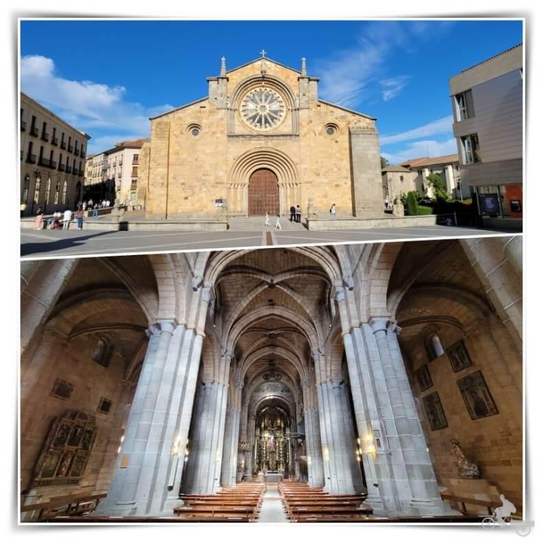 Iglesia de San Pedro que visitar en Ávila