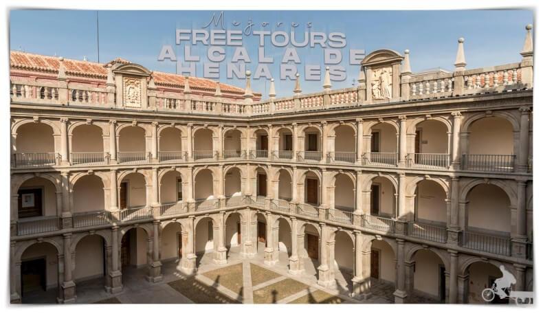 mejores free tours en Alcalá de Henares