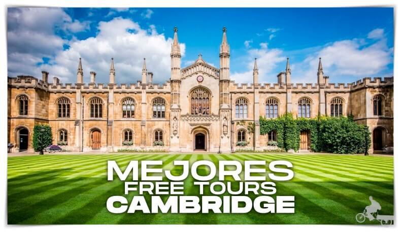 mejores free tours en Cambridge