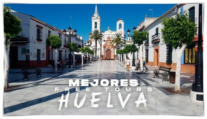 mejores free tours en Huelva