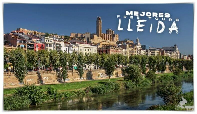 mejores free tours en Lleida