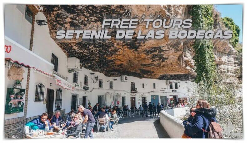 mejores free tours en Setenil de las Bodegas