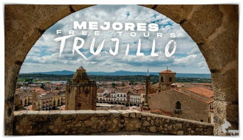 mejores free tours en Trujillo