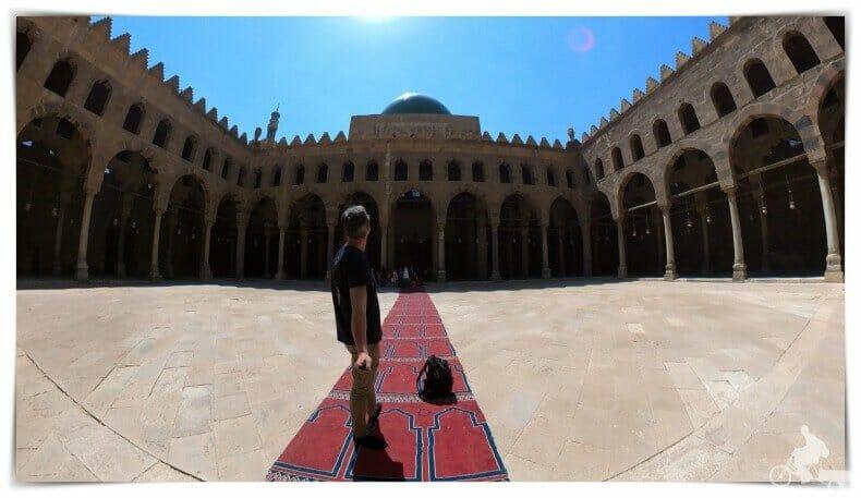 Mezquita Al-Nasser Mohammed Ibn Kalawoun