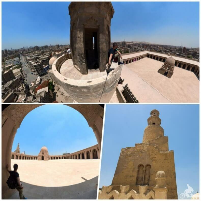 mezquita ibn tulun que ver en el Cairo