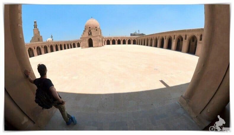 que ver en la mezquita Ibn tulun