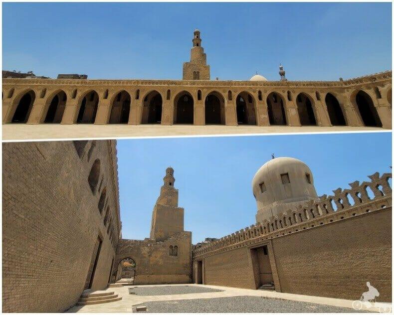 minarete al estilo de Samarra