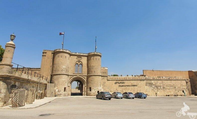 museo policia del Cairo