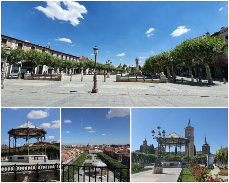 plaza de Cervantes que visitar en Alcalá de Henares