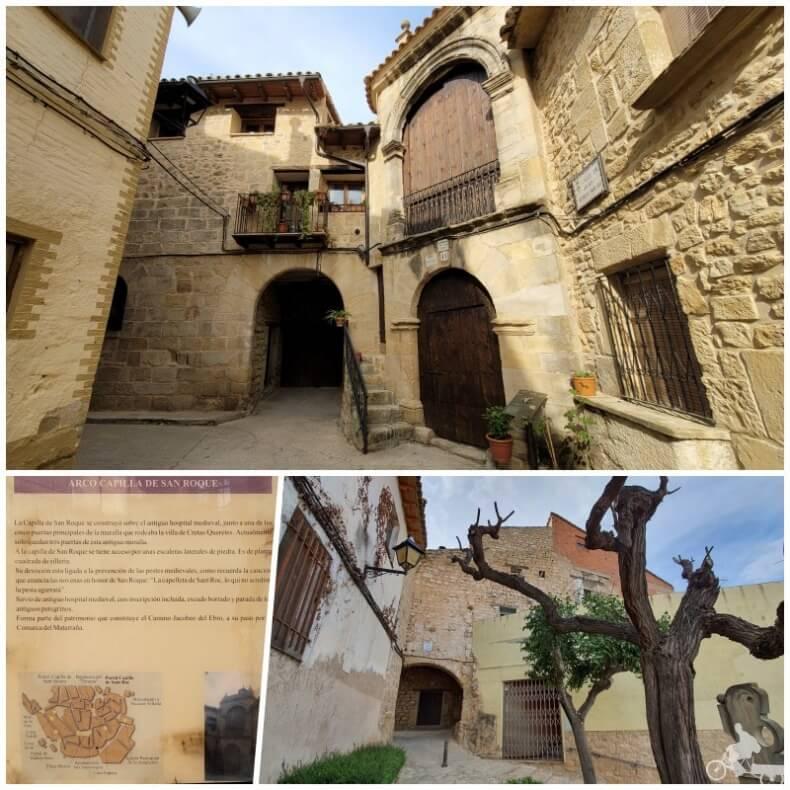 Portal Capilla de San Roque