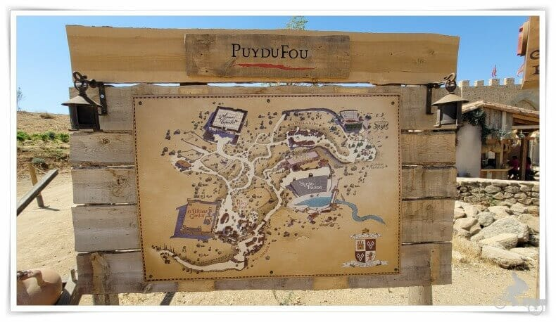 atracciones de Puy du Fou