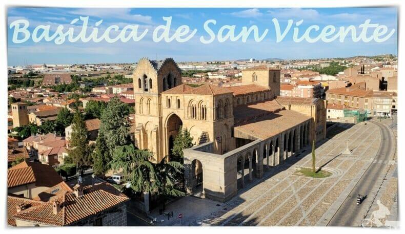 visitar la basílica de San Vicente