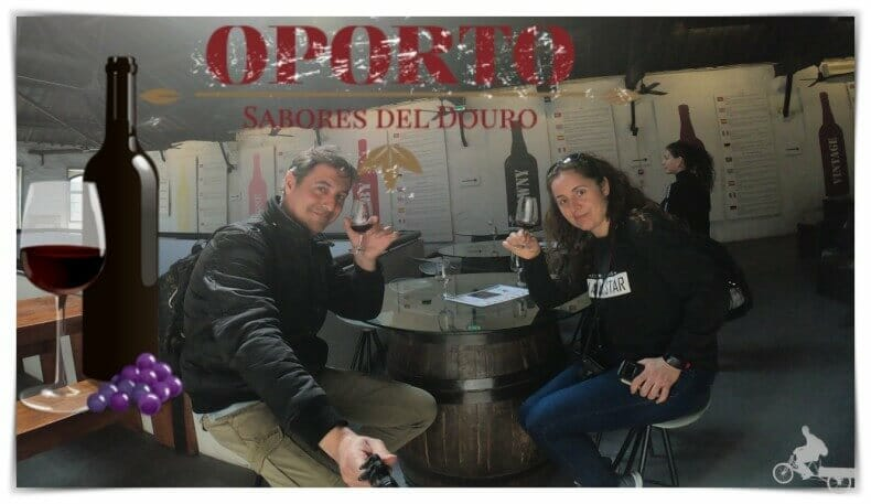 VISITAR una BODEGA de vino de OPORTO en Vilanova de Gaia