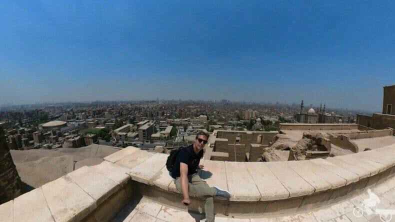 Mirador de la Ciudadela de El Cairo