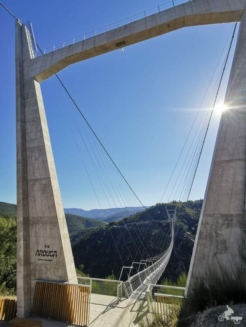 Arouca 516 puente peatonal más largo del mundo