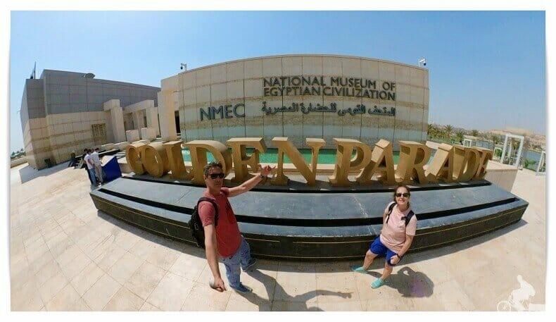 NMEC el museo de las momias egipcias en el Cairo