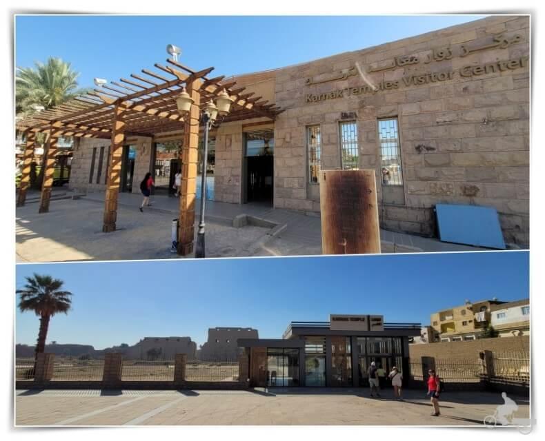 precios y horarios del templo de Karnak