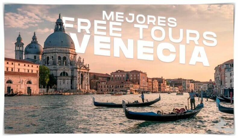 mejores Free Tours en Venecia
