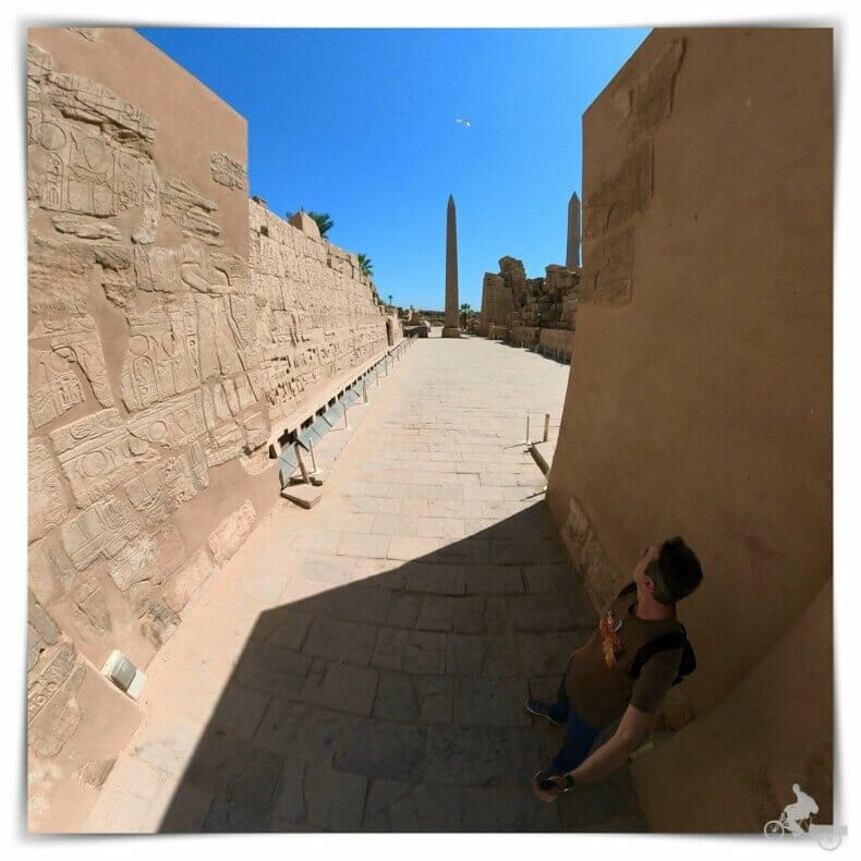 obeliscos de Karnak