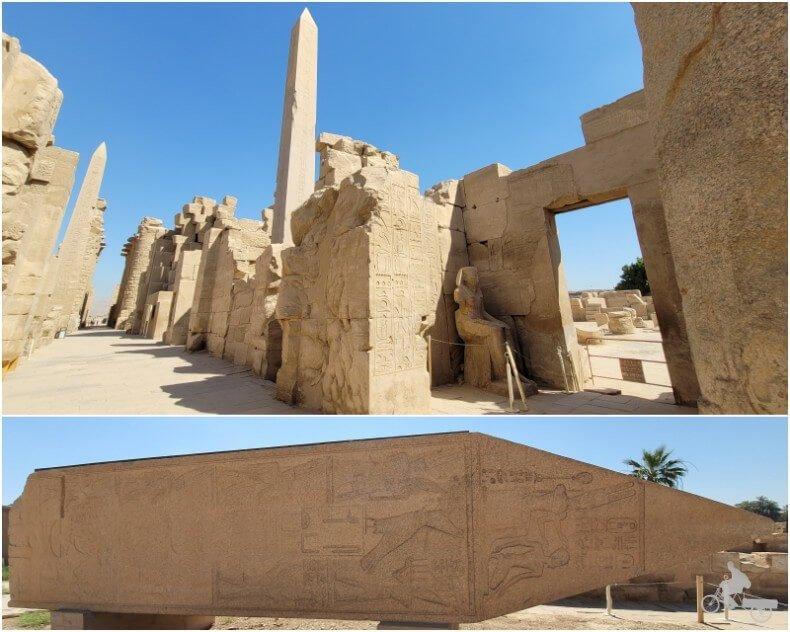 obeliscos de Hatshepsut de Karnak