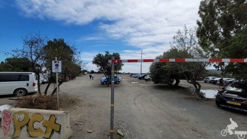 parking 1 de Cadaqués