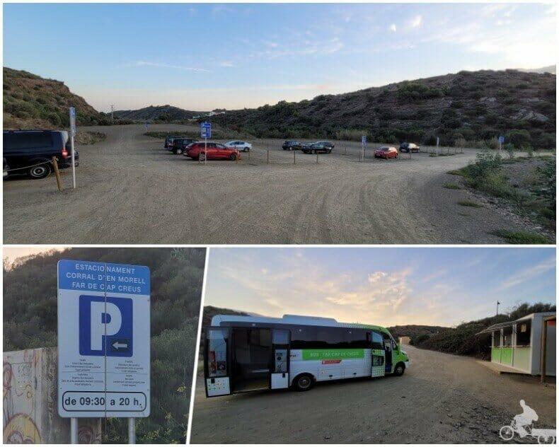 parking 4 de Cadaqués