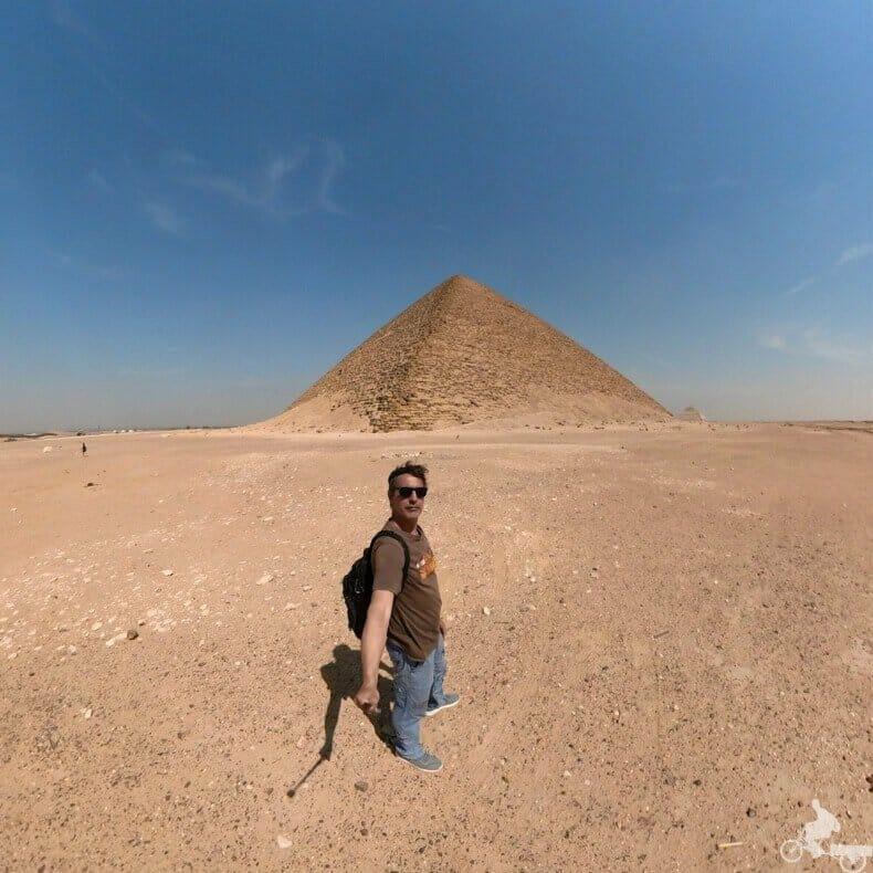 Dashur y la Pirámide Roja