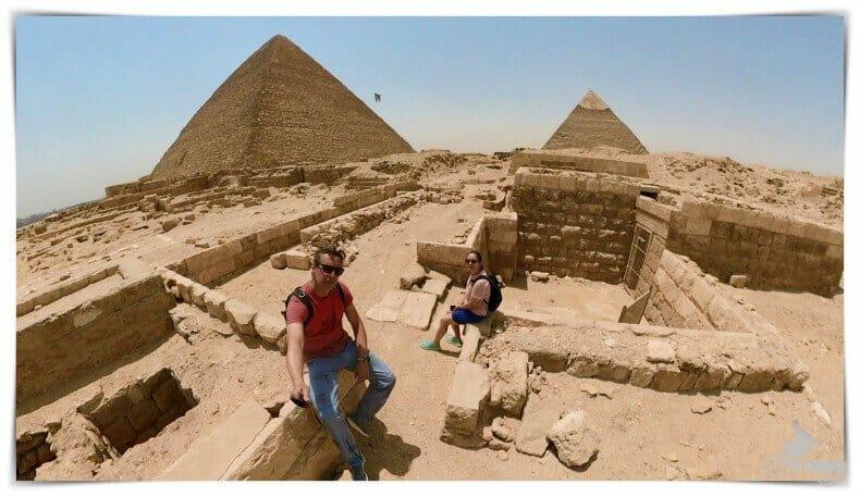 piramides Egipto - qué ver en el Cairo