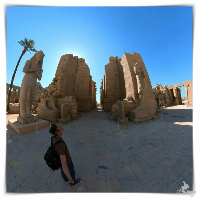 Segundo Pilono de Karnak