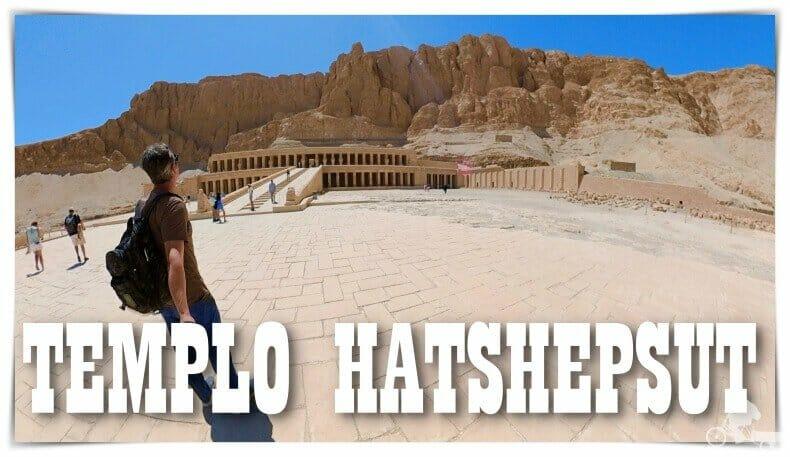 Templo de Hatshepsut en Deir el Bahari