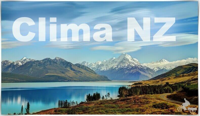 clima en nueva zelanda