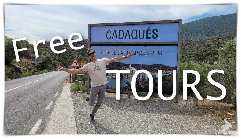 mejores free tours en Cadaqués