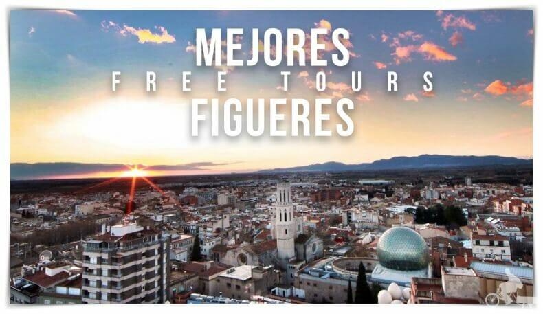 mejores free tours en Figueres