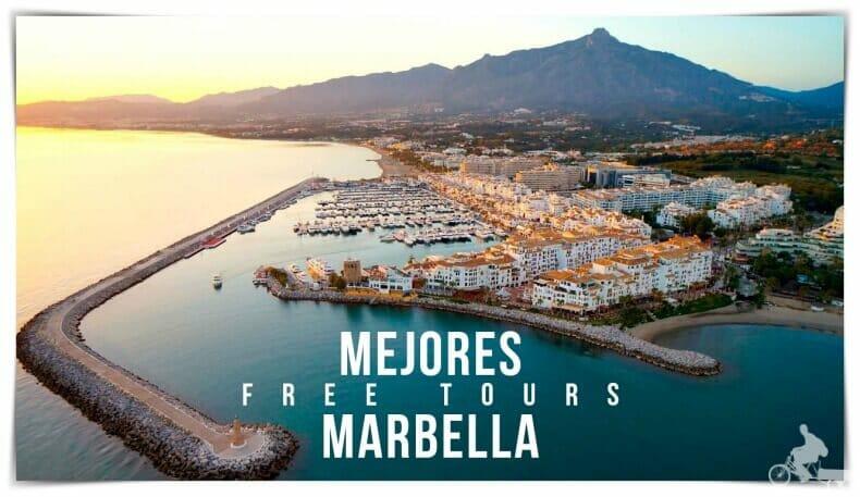 mejores free tours en Marbella