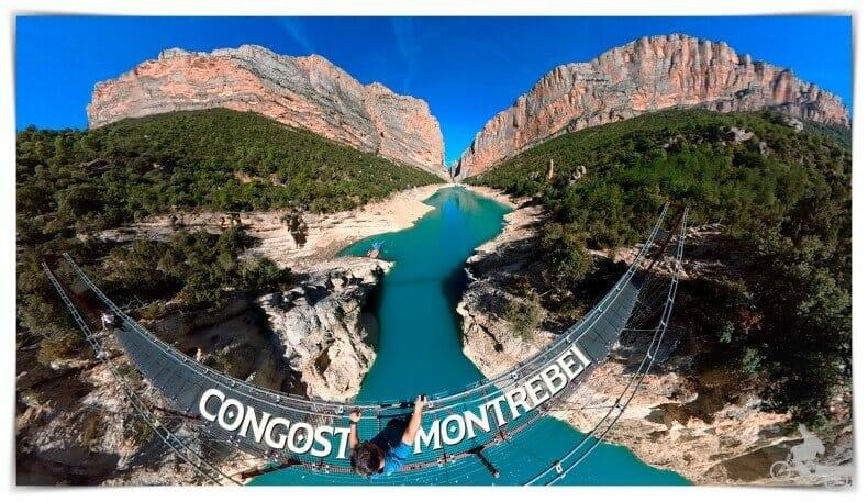 ruta del congost de Mont-Rebei