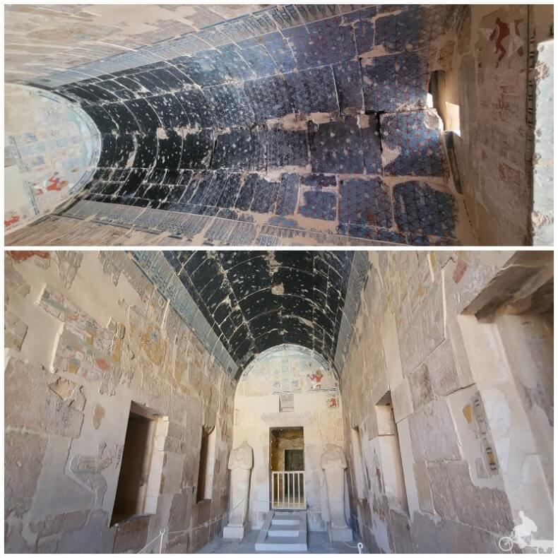 Santuario templo reina Hatshepsut