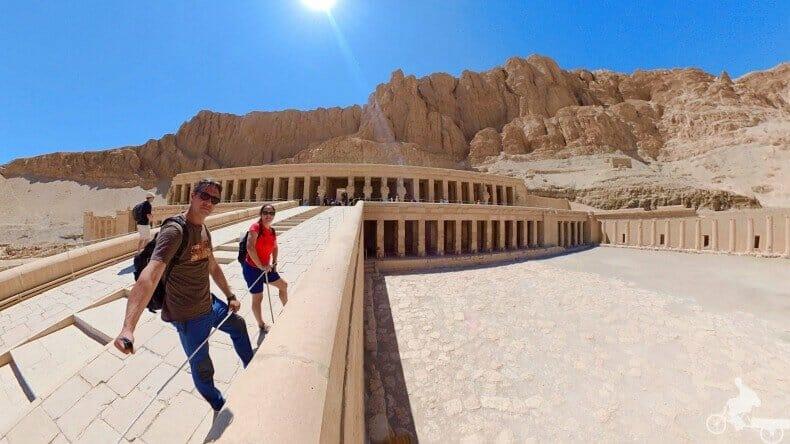 templo de Hatshepsut que ver